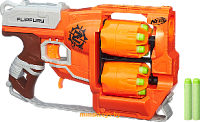 Бластер 'Переворот' Nerf Zombie Strike Hasbro A9603 - Minsktoys.by