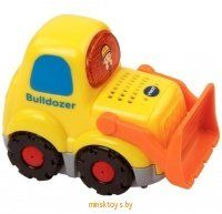 Машинка Бульдозер - Бип-Бип Toot-Toot Drivers VTECH 80-151826 - Minsktoys.by