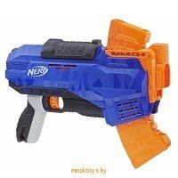 Бластер Nerf со стрелами - Элит Руккус Hasbro E2654 - Minsktoys.by
