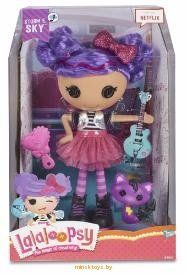 Кукла 'Грозовая Тучка' Lalaloopsy Large 546511E4C icon | minsktoys.by
