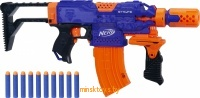 Бластер Nerf Элит Супер Страйф, Hasbro E2341EX0 - Minsktoys.by
